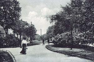 ostwall-krefeld-postkarte-prachtboulevard