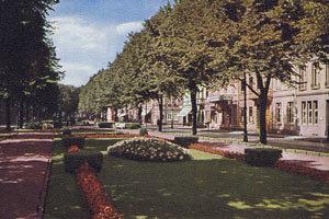 ostwall-krefeld-postkarte-prachtboulevard-schmuckanlage