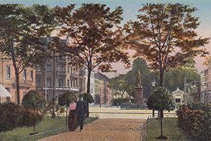 Ostwall Promenade