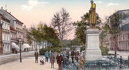 krefeld-ostwall-statue